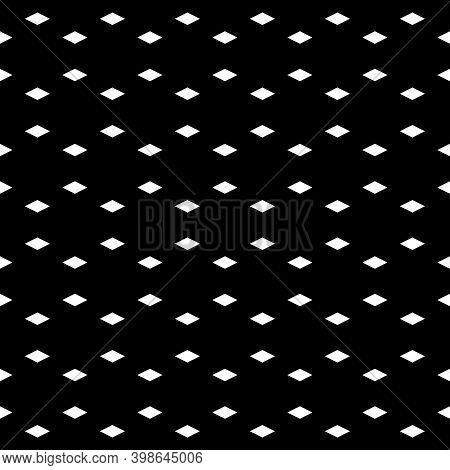Seamless Pattern. Rhombuses Ornament. Lozenges Wallpaper. Diamonds Backdrop. Ethnic Motif. Geometric