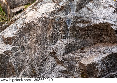 Textured Stone Background Hard Surface Rock Mountain Trail