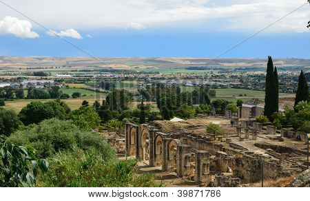 Ancient Ruins Of Medina Azahara
