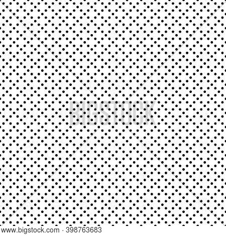 Circles Seamless Print. Dots Pattern. Circle Figures Ornament. Polka Dot Motif. Rounds Background. D