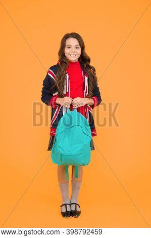 Learn English Language. Girl School Uniform. English Student. Education And Upbringing. English Kid