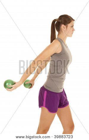 Green Balls Back