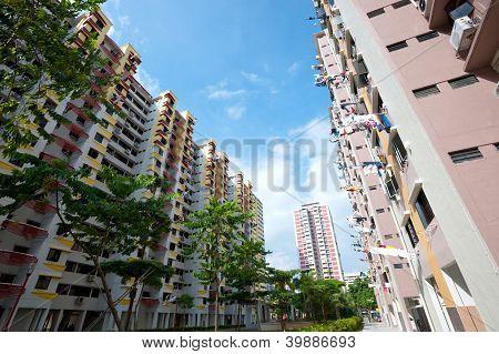 Hdb Housing In Singapore