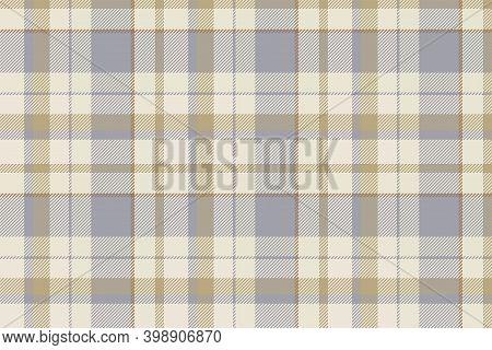 Tartan Scotland Seamless Plaid Pattern Vector. Retro Background Fabric. Vintage Check Color Square G