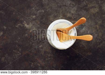 Plain White Yogurt