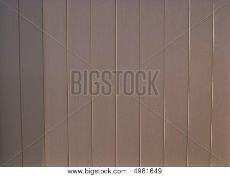 Painted Wood Sheathing
