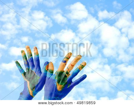 Earth Hands