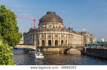 Bode Museum In Berlin - Germany