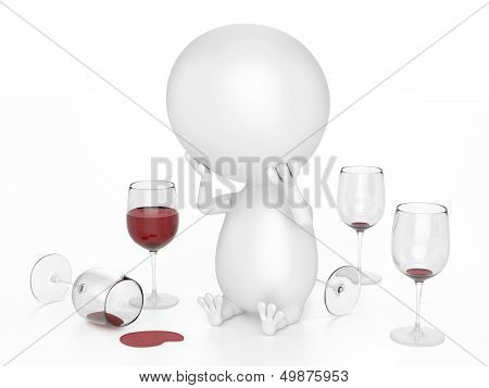 Alcoholic Character