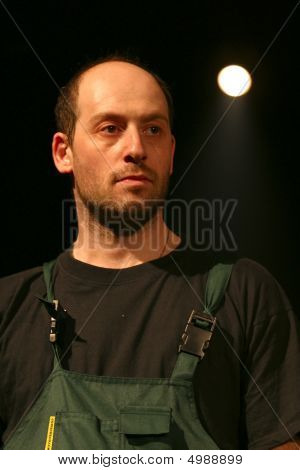 Russian Actor Dmitry Goldman