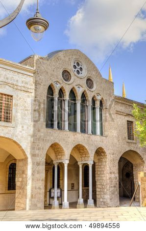 Saint George Greek Orthodox Church, Beirut