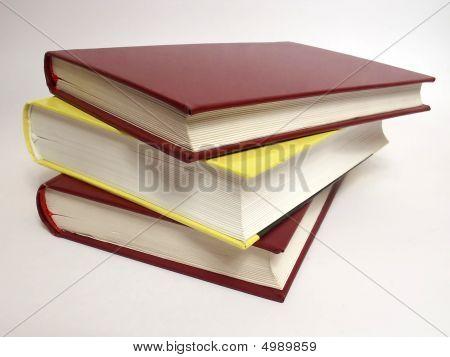 Three Closed Books