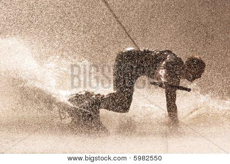 Waterboarding Sensations
