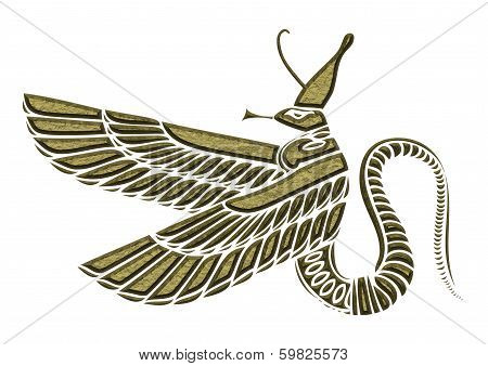Dragon - Demon Of Ancient Egypt