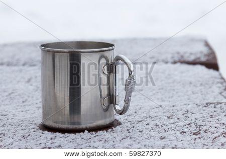 Steel Tourist  Mug