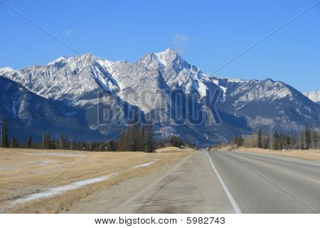 driving in canada, winter