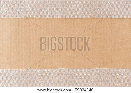 Cardboard background