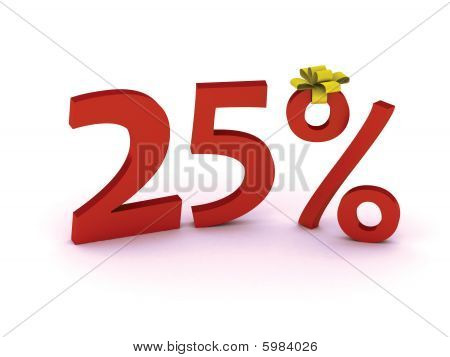 Discount 25