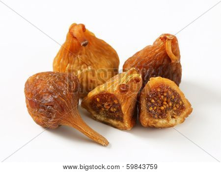 unsweetened dried figs