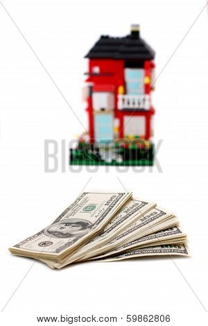 Dollars And House