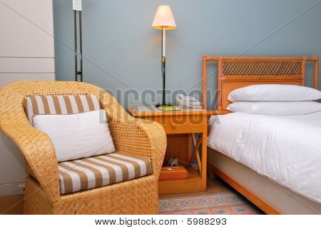 Bedside Chair For Relaxation