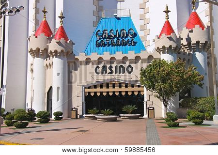 The Excalibur Hotel And Casino In Las Vegas