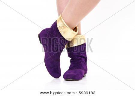 Fashionable footwear