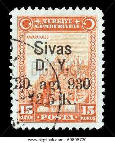 Turkey stamp 1930