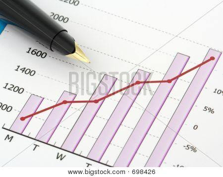Pen On Chart