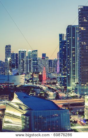 Miami, Special Photographic Processing