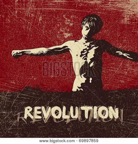 Revolution vector design