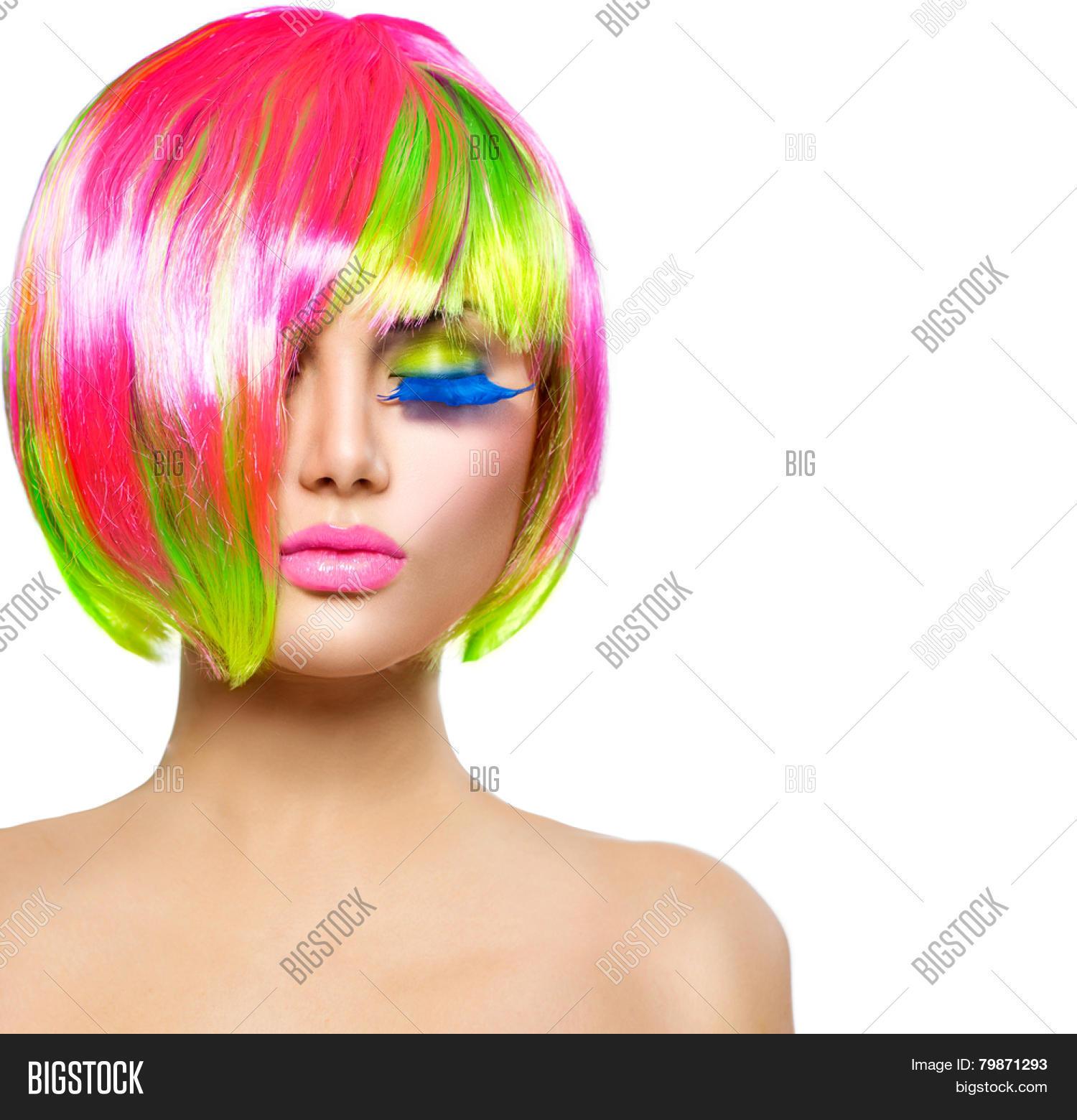 Beauty Fashion Model Image Photo Free Trial Bigstock