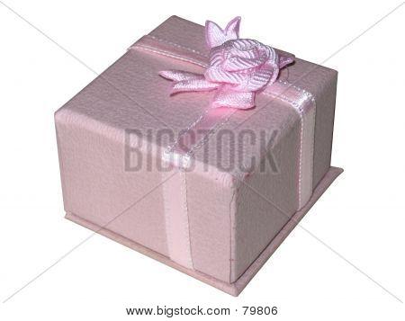 Pink Jewellery Gift Box