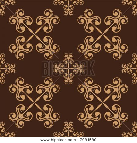 Seamless pattern.