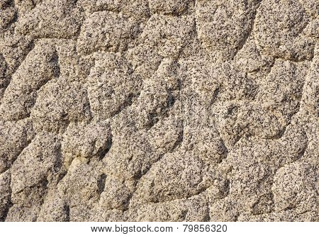 Processed Gray Granite Closeup