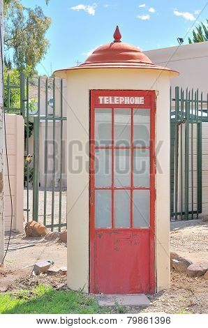 Historical Telephone Booth