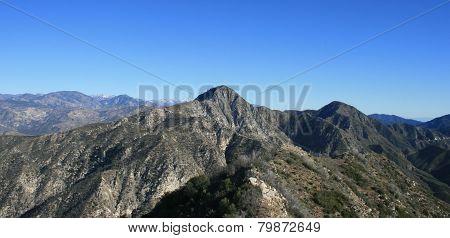 Josephine Peak Panorama