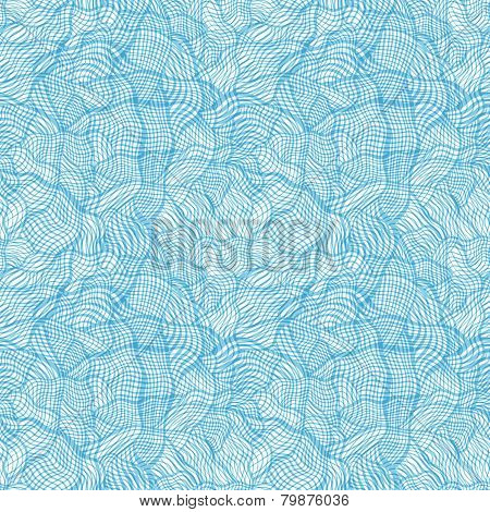Seamless pattern with random abstract cross grid texture
