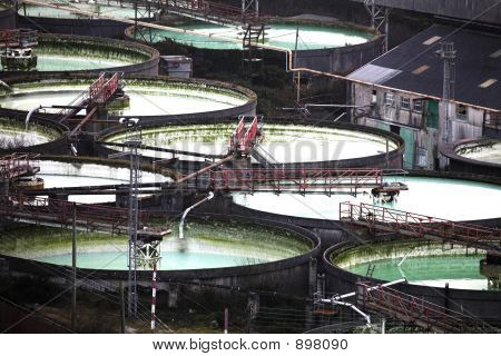 Industrial Holding Tanks