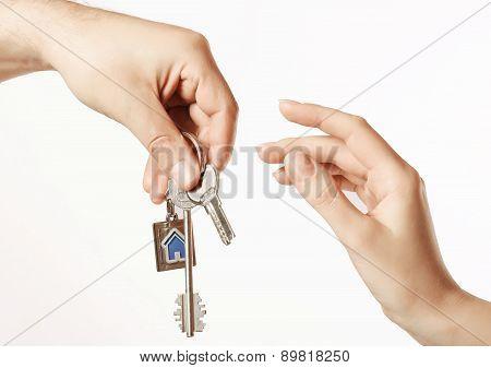 Handover The Keys