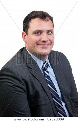 Corporate Business Man