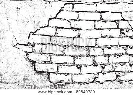 Damaged Bricks