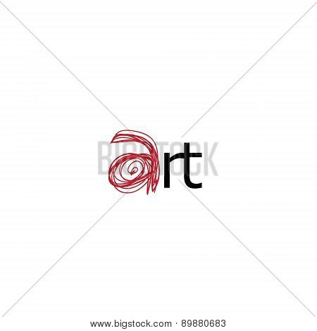 Art. Gallery. - original calligraphy for your logo, poster, ad or website