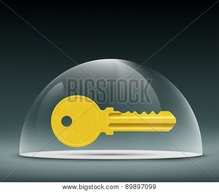 Key To The Lock