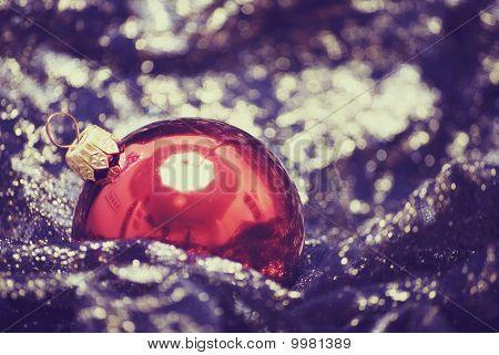 Weihnachten und Neujahr Dekorationen