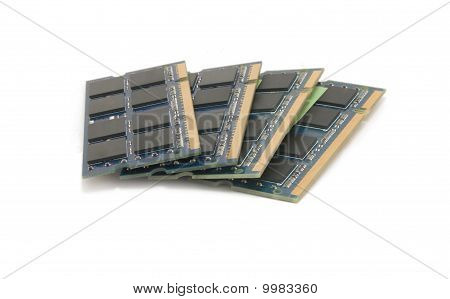 Memory Module Isolated