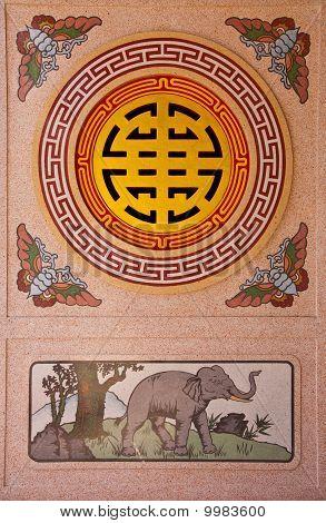 Chinese Pattern.