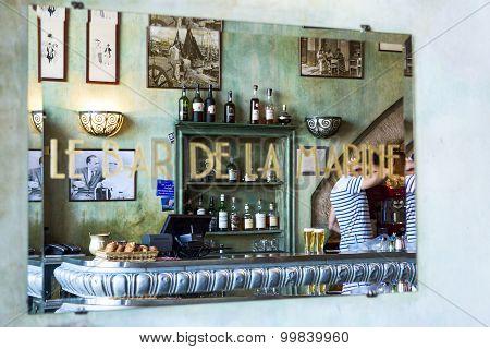 Famous Bar De La Marine Marseille