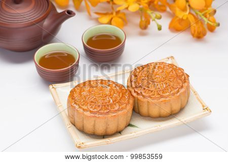Mooncake And Tea