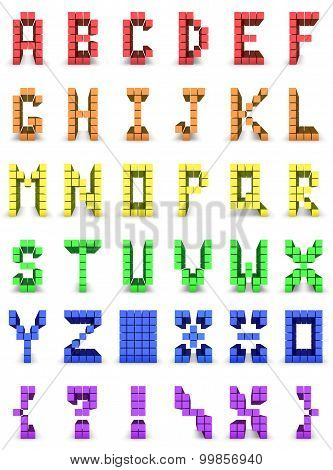 Alphabet Pride Design